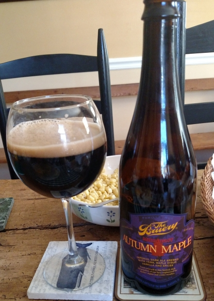 bruery aut maple